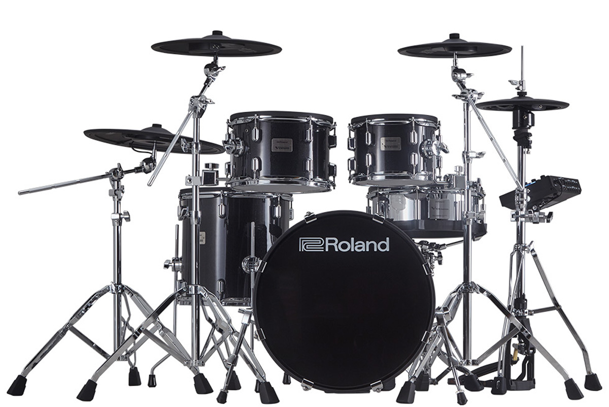 Roland VAD506 V-Drums Acoustic Design Electronic Drum Set
