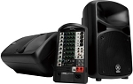 Yamaha Stagepas 600i 10 Channel Portable PA System