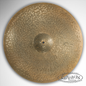 "Crescent 20"" Element Distressed Ride Cymbal"