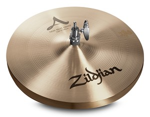 Zildjian A Series New Beat Hi Hat Cymbal Pair