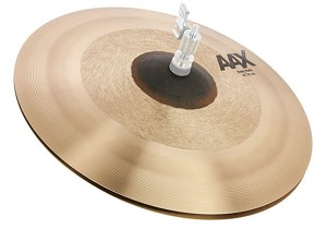 "Sabian AAX 14"" Frequency Hi Hat Cymbal Pair"