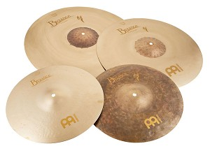 Meinl Benny Greb Signature Byzance Vintage Sand Cymbal Set