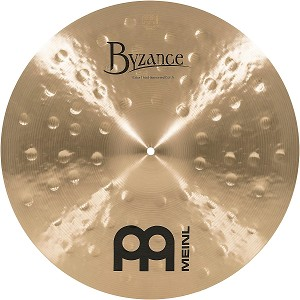 Meinl Byzance Extra Thin Hammered Crash Cymbal