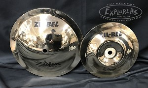 "Pasic Cymbal New Other - Zildjian FX 7.5"" Volcano & 9.5"" Zil-Bel Effects Cymbal Pack"