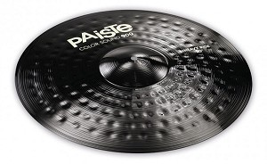 "Paiste 900 Series 20"" Color Sound Heavy Ride Cymbal - Black"