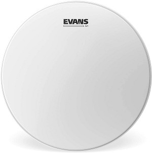 Evans G1 Coated Single Ply Batter Drum Head