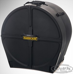 "Tama HARDCASE 24""Bass Drum Hard Shell Case"