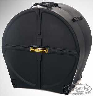 "Tama HARDCASE 26""Bass Drum Hard Shell Case"