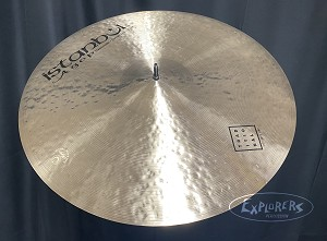 Istanbul Agop Traditional Jazz Ride Cymbal 20""