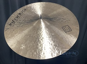 Istanbul Agop Traditional Jazz Ride Cymbal 22""
