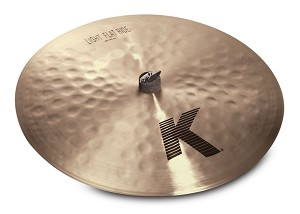 "Zildjian K Series 20"" Light Flat Ride Cymbal"