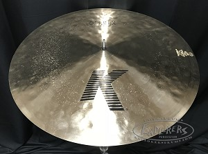 "Pasic Cymbal New Other - Zildjian 20"" K Light Flat Top Ride Cymbal"