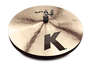 Zildjian K Series Hi Hat Pair
