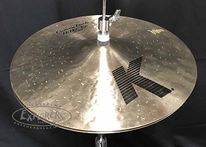 "Pasic Cymbal New Other - Zildjian K Custom Dark 14"" Hi Hat Pair"
