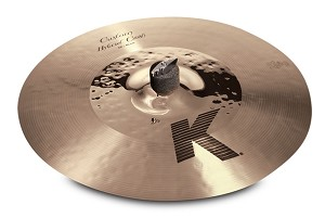 Zildjian K Custom Hybrid Crash Cymbal