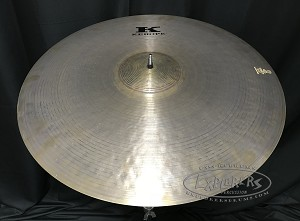 "Pasic Cymbal New Other - Zildjian 22"" Kerope Ride Cymbal - 2396 Grams"