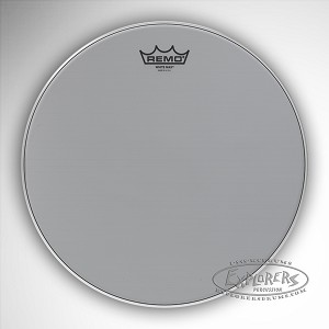 remo white max marching batter snare drum head with mylar underlay. Black Bedroom Furniture Sets. Home Design Ideas