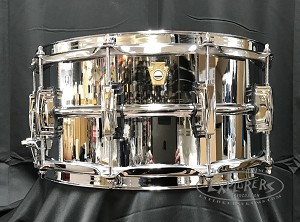 Ludwig Snare Drum 6.5x14 Supraphonic Smooth Shell w/ Imperial Lugs