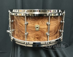 Ludwig Snare Drum USA Limited Edition 6.5x14 Carpathian Elm/Maple Shell w/ Soft Bag