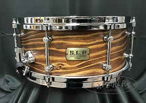 Tama Snare Drum S.L.P. Series 6x14 Fat Spruce 8 Ply Shell - Open Box Special