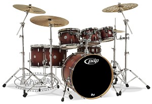 DW PDP Concept Series Maple 7 Piece Shell Pack