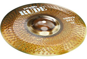 Paiste Rude Shred Bell Effects Cymbal