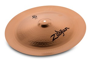 "Zildjian S Family Series 16"" Chinese Effects Cymbal"