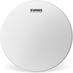 Evans ST Dry Coated 2 Ply Batter Drum Head