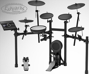 Roland TD-17KL-S V-Drums Electronic Drum Set