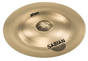 "Sabian XSR Series 18"" Brilliant Chinese Cymbal"
