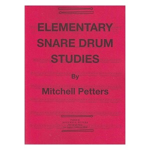 Elementary Snare Drum Studies - Mitchell Peters