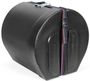 "Humes & Berg 22"" Diameter Enduro Case for Bass Drums"