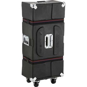 Humes & Berg Enduro 30.5x14x12.5 Companion Case with Casters