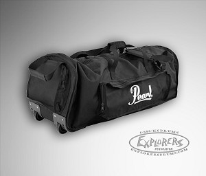 "Pearl 38"" Hardware Bag with Wheels"