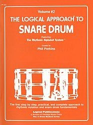 Logical Approach to Snare Drum Vol 2 - Phil Perkins
