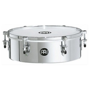 "Meinl 13"" Chrome Add-On Timbale"