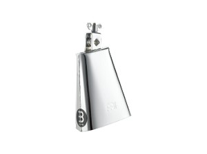 "Meinl 6 1/4"" Polished Chrome Cowbell"