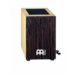 Meinl Bass Foot Pedal Cajon Ebony