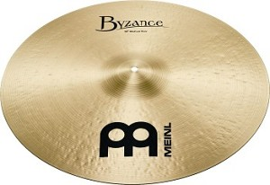 Meinl Byzance Medium Ride Cymbal