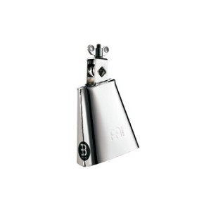 Meinl Cowbell Polished Chrome 5 1/2""