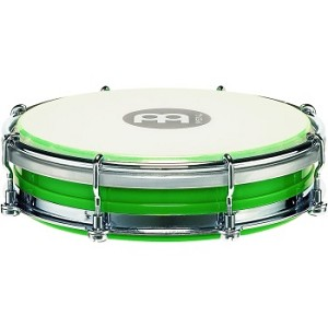 "Meinl Floatune Tamborim 6"" in Green"