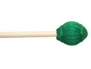 Mike Balter Ensemble Medium Hard Yarn Mallets - Birch