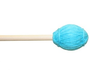 Mike Balter Ensemble Soft Yarn Mallets - Rattan