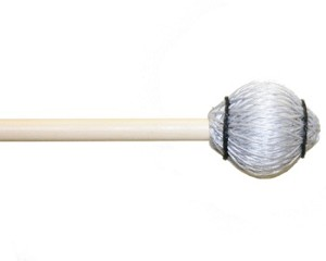 Mike Balter Pro Vibe Jazz Cord Mallets - Rattan