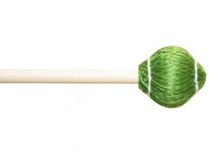 Mike Balter Pro Vibe Medium Hard Cord Mallets - Rattan
