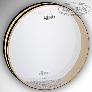 Nino Sea Drum - Natural Finish