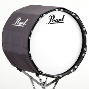 "Pearl MDCG28 28"" Marching Bass Drum Cover"