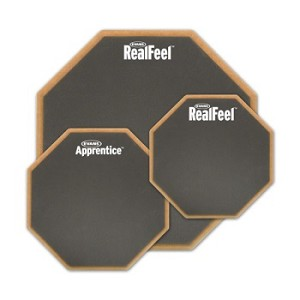 "Real Feel 12"" Single Sided Practice Pad"