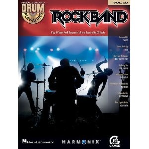 Rock Band Drum Play-Along