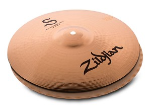 "Zildjian S Family Series 14"" Mastersound Hi Hat Cymbal Pair"